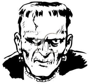 True monster in frankenstein essay